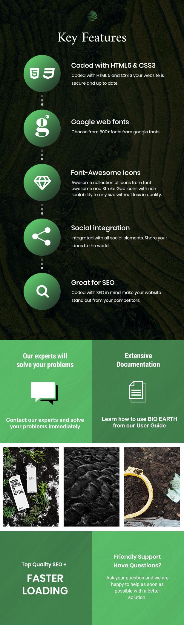 Bio Earth - Landscaping & Gardening Service Shopify Theme - 4