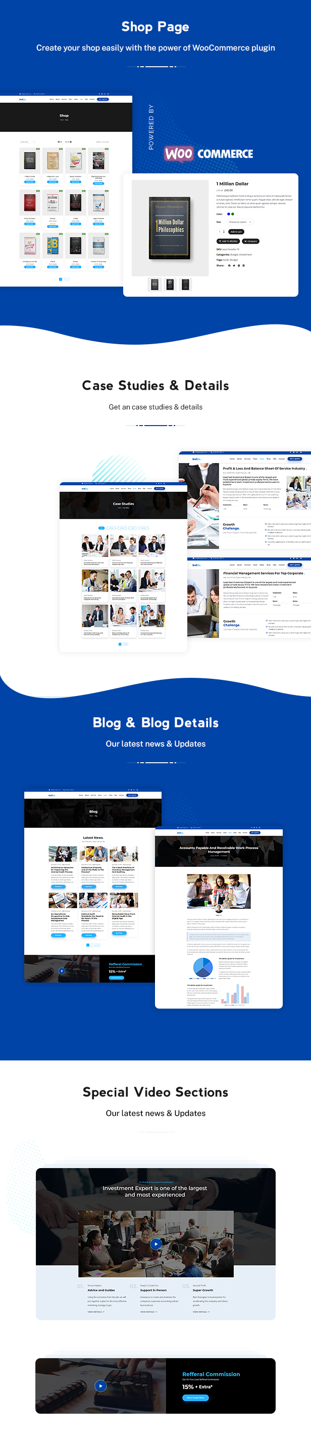 Invico - Consulting WordPress Theme - 2