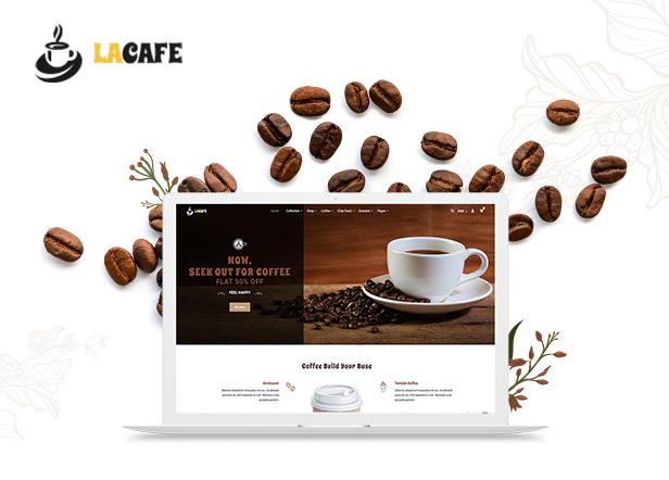 LaCafe - Coffee Shopify Theme - 1