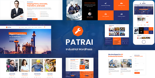 Patrai | Industry PSD - 2