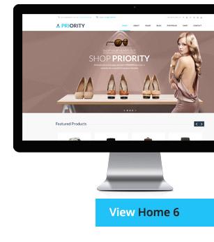 Priority | Multipurpose HTML - 18