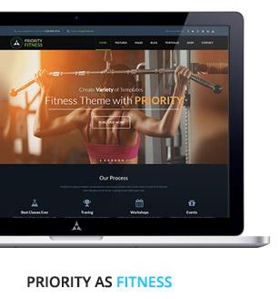 Priority | Multipurpose HTML - 8