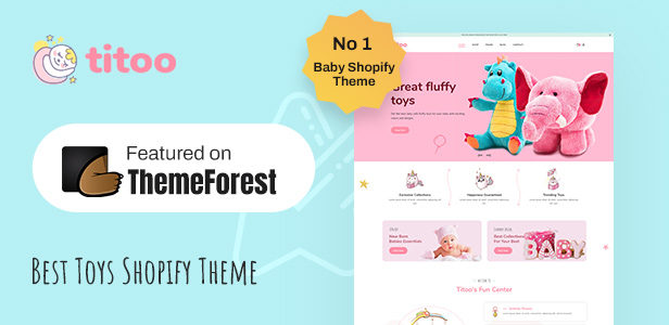 Titoo | Shopify Kids Store - 1