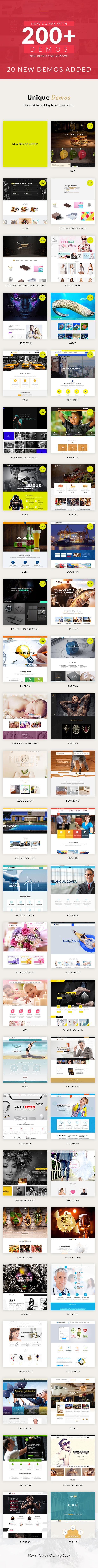 VEDA MultiPurpose WordPress Download